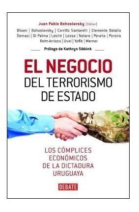 negocio del terrorismo de estado / aavv (envíos)