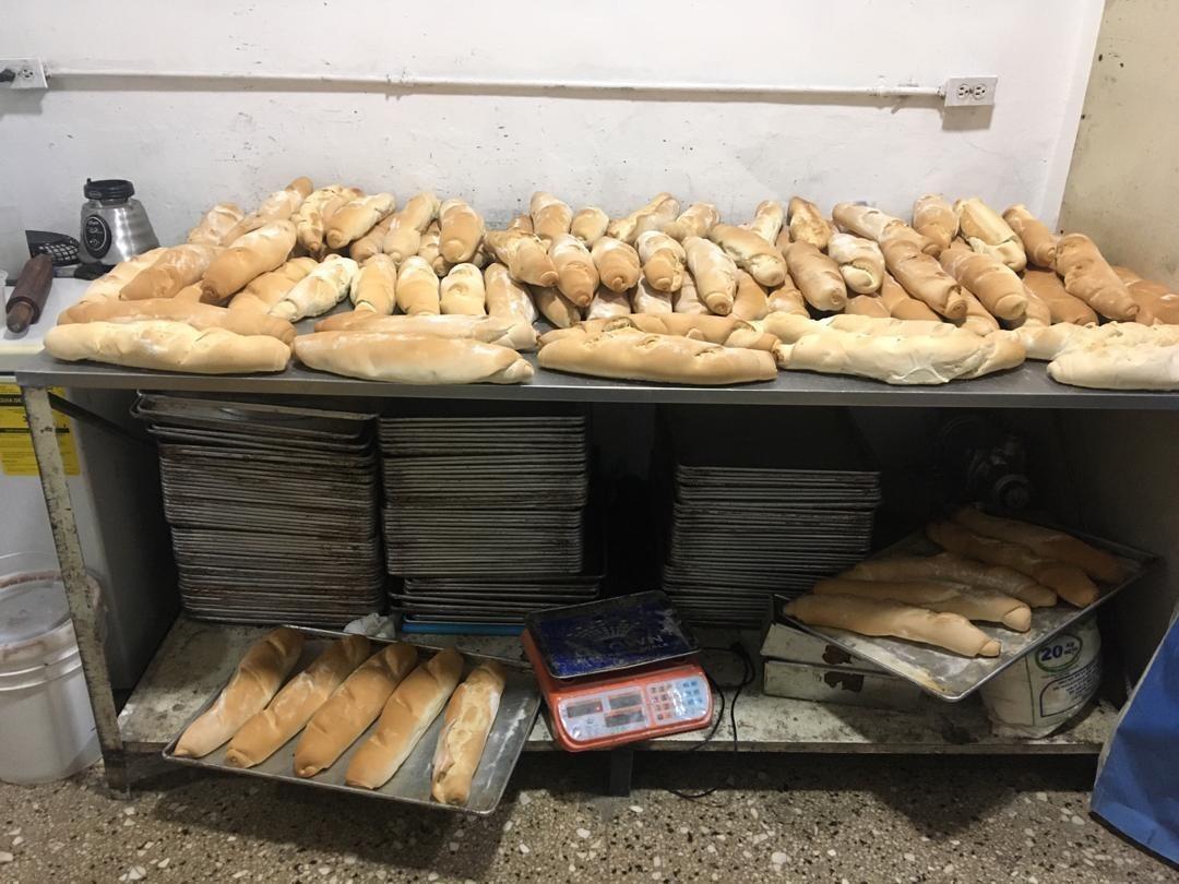 negocio en venta panadería pastelería.