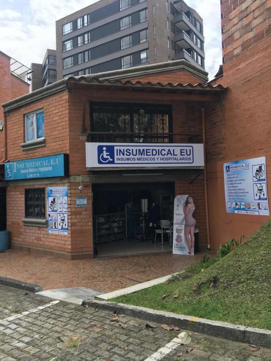 negocio insumos médicos y hospitalarios