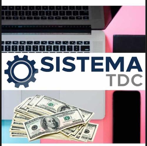 negocio online sistema tdc franquicia premium emprendedores