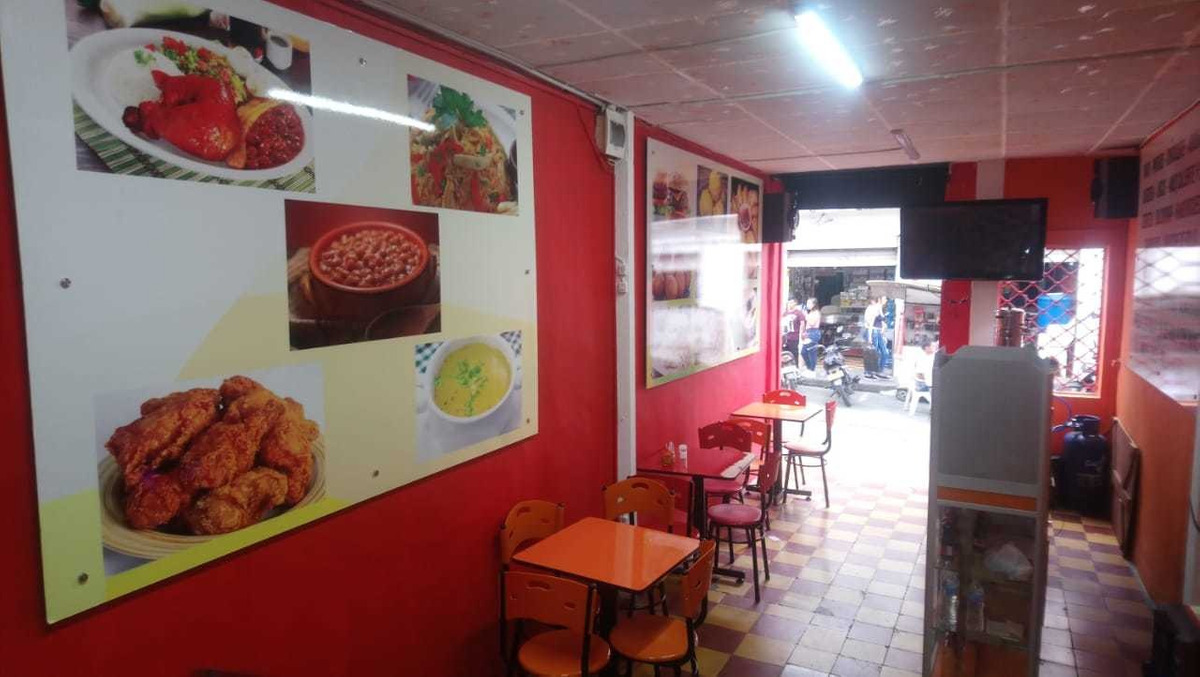 negocio tipo restaurant de pollos