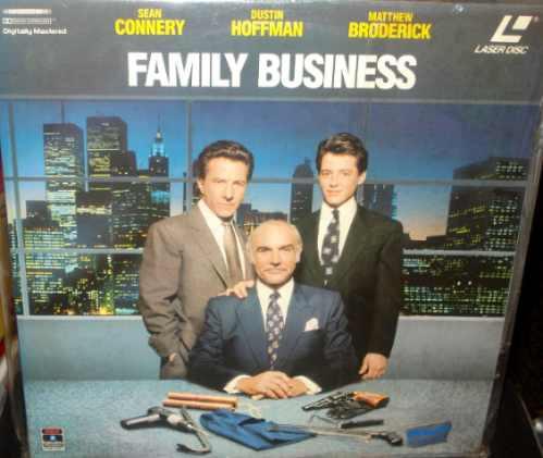 negocios de familia laser disc bussines family