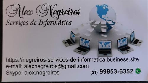 negreiros serviços de informática.