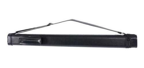 negro 1 x 1 piscina dura cue - palo de billar lleva cas-7662