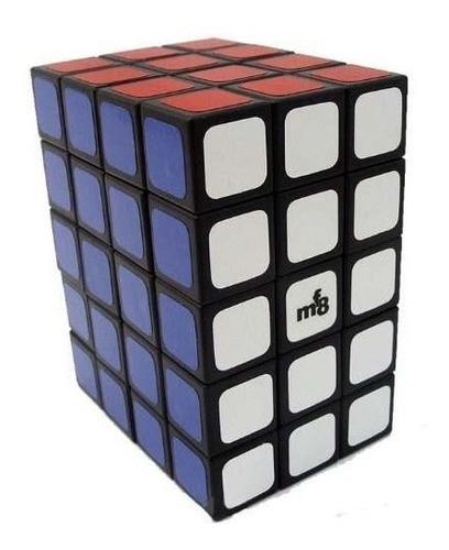 negro 3x4x5 tomz & mf8 rompecabezas completamente funcional!
