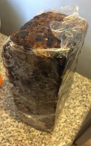 negro africano jabón crudo orgánico natural puro 1lb aprox