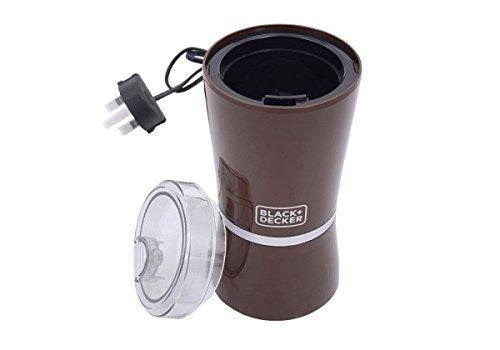 negro & decker internacional cbm4 molinillo de cafe, pequeno