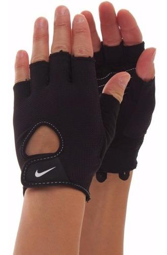 negro nike guantes gym unisex fundamental traning pesas