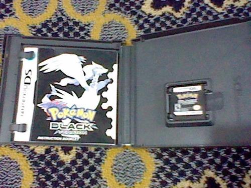 negro nintendo pokemon