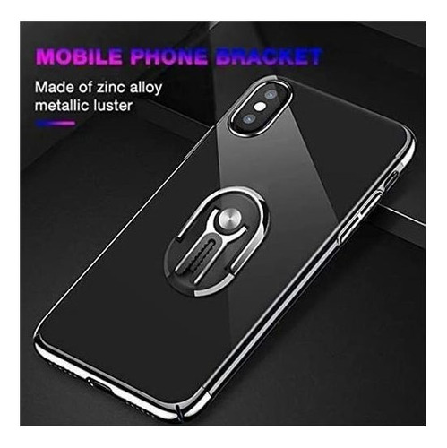 negro polivalente del teléfono móvil de soporte, stand 360 t
