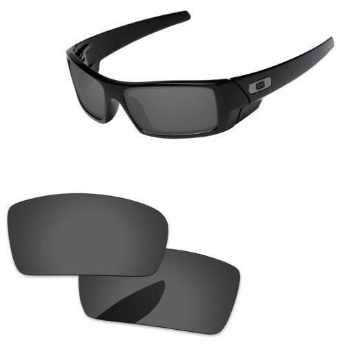 2fcdbc2c35 Negro Y Cristal Rosa Reemplazo Lentes De Oakley Gascan Gafas ...