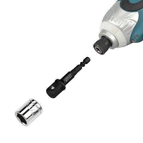 neiko 00233a adaptador de socket de grado de impacto y kit d