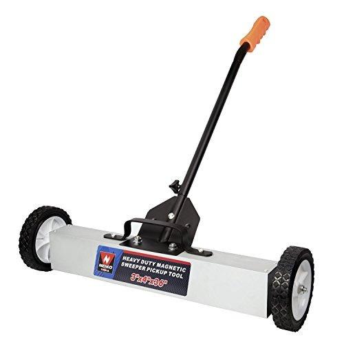 neiko 53418a barredora magnética pick-up de 36 pulgadas con