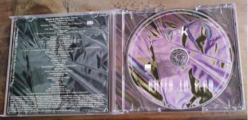nek entre tu y yo cd 1a ed 1998 c/booklet original