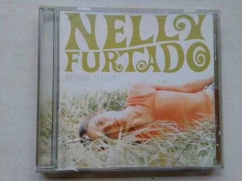 nelly furtado cd whoa, nelly!