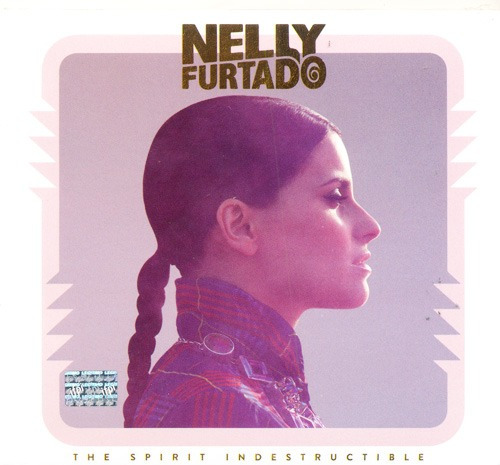 nelly furtado the spirit indestructible disco cd
