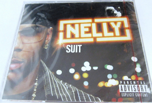 nelly - suit nuevo cd