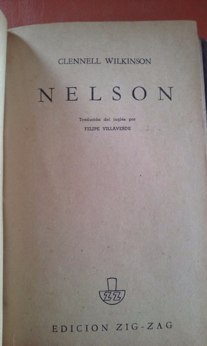 nelson clennell wilkinson