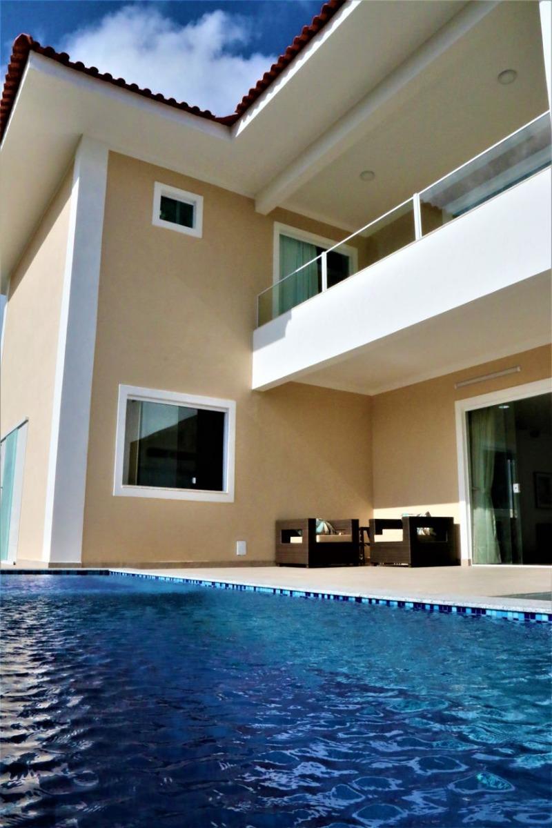 nelson garcia vende linda casa alphaville, 5 suítes, piscina