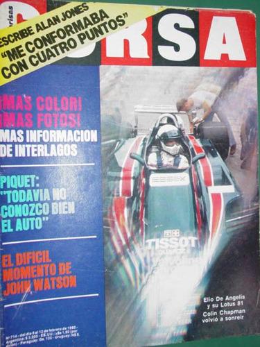 nelson piquet alan jones john watson karti revista corsa 714