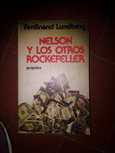 nelson y los otros rockefeller de ferdinand lundberg