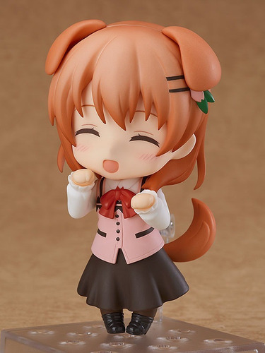 nendoroid cocoa - is the order a rabbit?