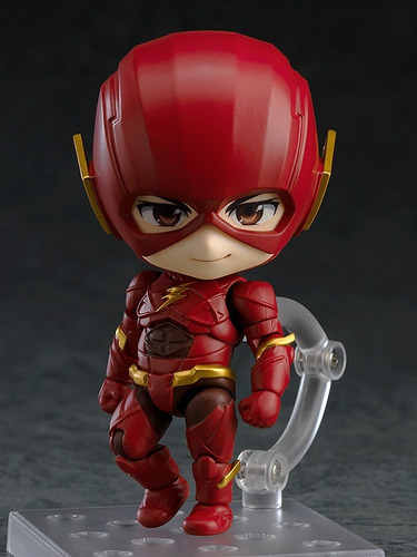 nendoroid flash justice league edition - justice league