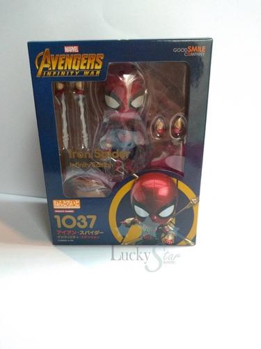 nendoroid iron spider -infinity war-