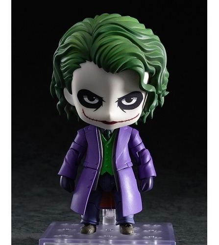 nendoroid joker batman the dark knight - coringa dc comics