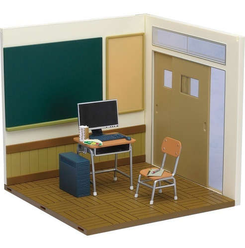 nendoroid playset - school life set b