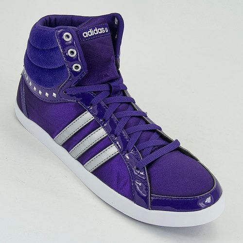 new arrivals b0127 c774f ... closeout neo beqt mid zapatillas botitas adidas neo purpura 40be0 6d958