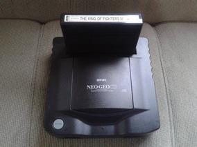 Neogeo Aes Consolized Mvs Unibios Mod Stereo E Bateria - Games no