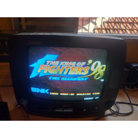 Neo Geo Mais Jogo King Of Fighters
