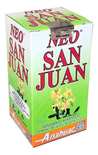 neo san juan (100 caps) anáhuac