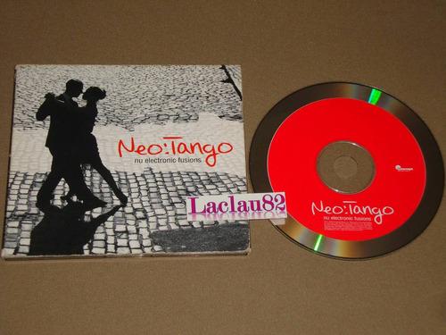 neo tango nu electronic fusions 05 sunswept cd digipack