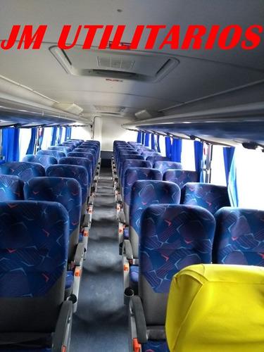 neobus new road ano 2014 volvo b270 turismo wc  jm cod 653
