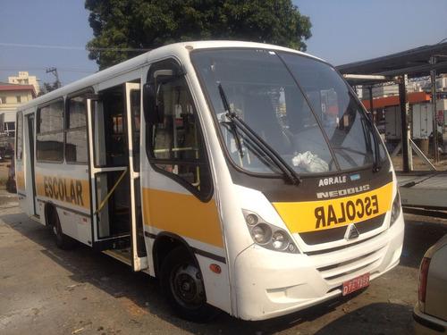 neobus thunder mais motor mwm 2009 -king bus