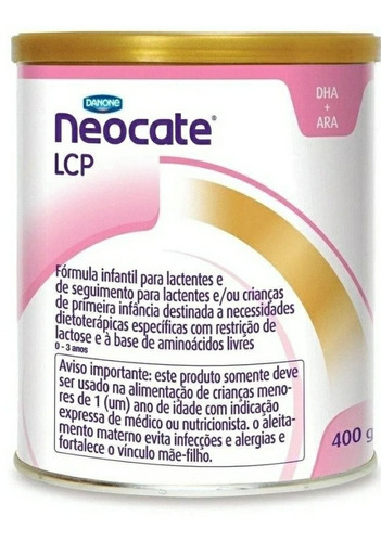 neocate lcp 12unidades