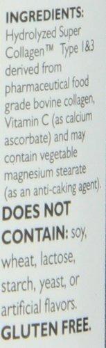 neocell super collagen tipo 1 y 3 más vitamina c comprimidos
