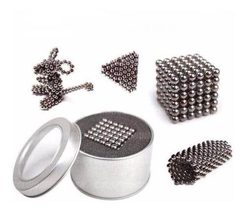 neocube buckyballs 216 esferas 5 mm iman neodimio original