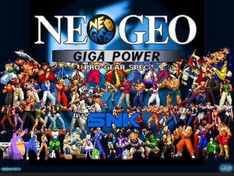 Neogeo Emulador Para Pc Rooms Juegos Retro Maquinitas