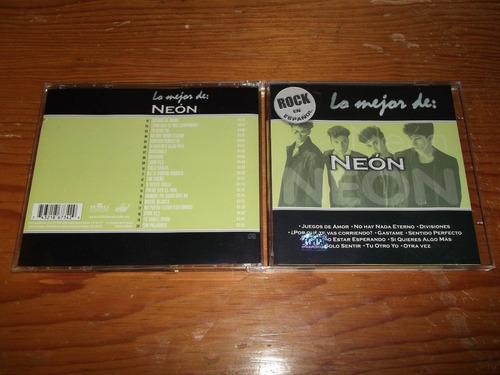 neon -  lo mejor cd nac ed 2001 mdisk