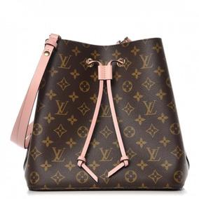 f3e65aeef Bolsa Louis Vuitton Paris Original - Bolsas de Couro Rosa claro no ...