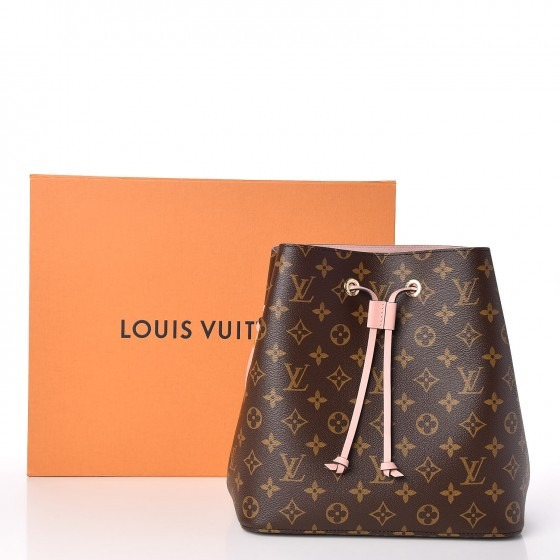 a583a82ef Neonoe Monogram Louis Vuitton Couro Legítimo Código Premium - R ...