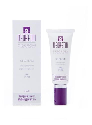 neoretin emulsion, gel cream spf 50, 40 ml