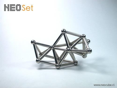 neoset - el nuevo gadget de escritorio - imanes de neodimio