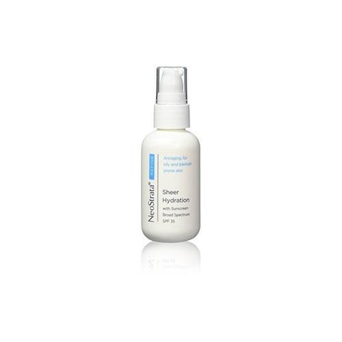 neostrata refine sheer hydration spf 35, 1.8 onzas