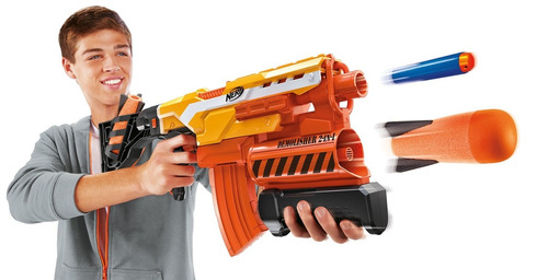 nerf - demolisher - original hasbro