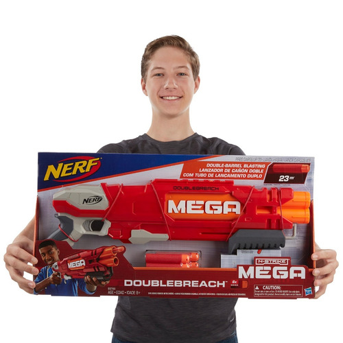 nerf doublebreach mega (8459)