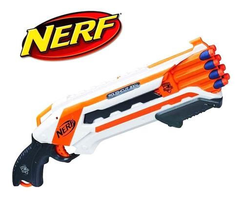 nerf elite n-strike rough cut pistola a3844 hasbro edu